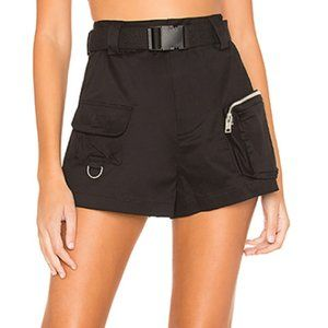 i am gia edam short in black — new with tags!